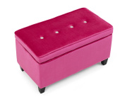 Penny Girls Pink Bench