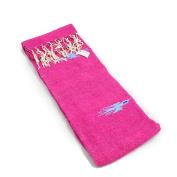 Hand Woven Thunderbird Mexican Yoga Blanket