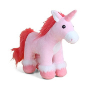 Kenmont Stuffed Animal Unicorn Plush Toy Soft Pillow Cushion Gifts for Baby Children Adults