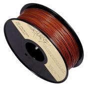 PLA 1kg 1.75mm Brown - 3D Printer Filament - FrontierFila