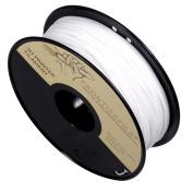 PETG 1kg 1.75mm White - 3D Printer Filament - FrontierFila