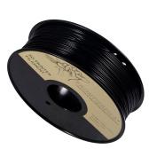 PLA 1kg 1.75mm Black - 3D Printer Filament - FrontierFila