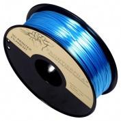 Silk 1kg 1.75mm Blue - 3D Printer Filament - FrontierFila