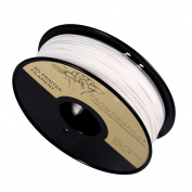PLA 1kg 1.75mm White - 3D Printer Filament - FrontierFila