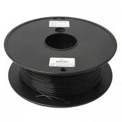 3D Printer supplies Filament RepRap PLA 1kg/roll Black