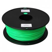 3D Printer supplies Filament RepRap ABS 1kg/roll Green