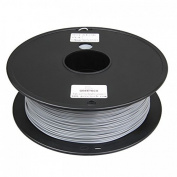 3D Printer supplies Filament RepRap PLA 1kg/roll Grey