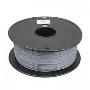 3D Printer supplies Filament RepRap ABS 1kg/roll Grey