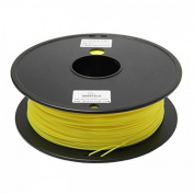 3D Printer supplies Filament RepRap PLA 1kg/roll Yellow