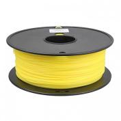 3D Printer supplies Filament RepRap ABS 1kg/roll Yellow