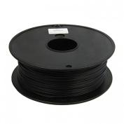3D Printer supplies Filament RepRap ABS 1kg/roll black