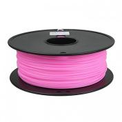 3D Printer supplies Filament RepRap ABS 1kg/roll Pink