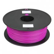 3D Printer supplies Filament RepRap ABS 1kg/roll Purple