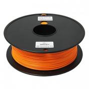 3D Printer supplies Filament RepRap PLA 1kg/roll Orange