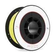 BQ F000100 3D Printer Filament, PLA, 1.75 mm, 1 kg, Sulphur Yellow