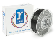 Real Filament 8719128325101 Real PLA, Spool of 1 kg, 2.85 mm, Black