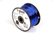 Aleph Objects Inc. Taulman Filament, T-glase, 3 mm, 0.5kg. Reel, Blue