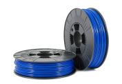 PLA 2,85mm dark blue ca. RAL 5002 0,75kg - 3D Filament Supplies