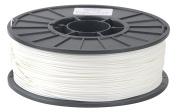 Toner Plastics 87380 ABS Filament, 1.75 mm, 1 kg, White