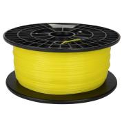 Wiiboox ASCLS00026 Pro Series Printing Filament For 3D Printer, 1.75 mm Diameter, PLA, 1000 g Spool, Yellow