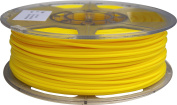 advanc3dmaterials 0000006 AdWire Basic PLA Filament, Yellow