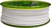advanc3dmaterials 0000213 AdWire Premium PLA Filament, Creative White