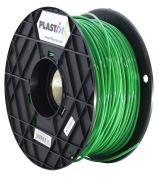 Plastink RBR300GR05 Rubber Filament for 3D Printer, 3 mm Diameter, Green
