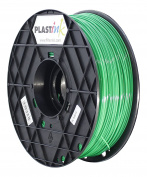 Plastink RBR175GR05 Rubber Filament for 3D Printer, 1.75 mm Diameter, Green