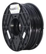 Plastink RBR300BK05 Rubber Filament for 3D Printer, 3 mm Diameter, Black