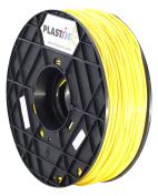 Plastink PLA300YL1 PLA Filament for 3D Printer, 3 mm Diameter, Yellow