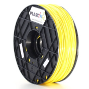 Plastink ABS300YL1 ABS Filament for 3D Printer, 3 mm Diameter, Yellow
