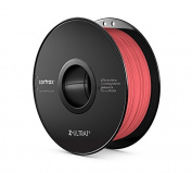 Zortrax 10739 Z-ULTRAT Filament, 800 g, 1.75 mm, Neon Red