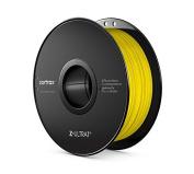 Zortrax 10737 Z-ULTRAT Filament, 800 g, 1.75 mm, Neon Yellow