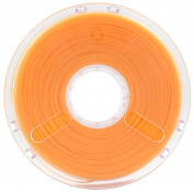 BuildTak PM70041 PolyPlus PLA Filament featuring Jamfree Technology, 0.75 kg Spool, 3.00 mm Diameter, Translucent Orange