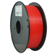 YS Filament YS-1.75-MABS-R-1000 YS Tangle Free 3D Filament, Modified ABS 1.75 mm, 1 kg, Less Warping Issue For Big Parts And High Strength, Red