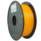 YS Filament YS-1.75-ABS-O-1000 YS Tangle Free 3D Filament, ABS 1.75 mm, 1 kg, Accurate Diameter Control, Orange