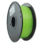 YS Filament YS-1.75-PLA-GN-1000 YS Tangle Free 3D Filament, Pla 1.75 mm, 1 kg, Limited Moisture Can Achieve Good Printing Results, Green