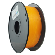 YS Filament YS-1.75-PLA-O-1000 YS Tangle Free 3D Filament, Pla 1.75 mm, 1 kg, Limited Moisture Can Achieve Good Printing Results, Orange