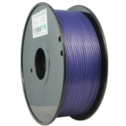 YS Filament YS-1.75-ABS-Gabu-1000 YS Tangle Free 3D Filament, ABS 1.75 mm, 1 kg, Accurate Diameter Control, Galaxy Blue
