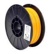 Aleph Objects Inc. Chroma Strand INOVA-1800 Copolyester Filament, 2.85 mm, 1 kg Reel, Yellow