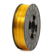 ICE FILAMENTS ICEFIL3PET179 PET Filament, 2.85 mm, 0.75 kg, Transparent Young Yellow