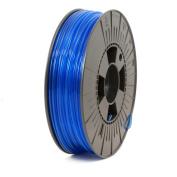 ICE FILAMENTS ICEFIL3PET174 PET Filament, 2.85 mm, 0.75 kg, Transparent Bold Blue