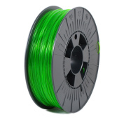 ICE FILAMENTS ICEFIL1PET153 PET Filament, 1.75 mm, 0.75 kg, Transparent Gracious Green