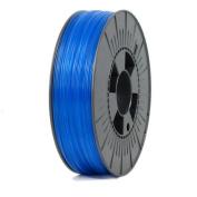 ICE FILAMENTS ICEFIL1PET151 PET Filament, 1.75 mm, 0.75 kg, Transparent Bold Blue