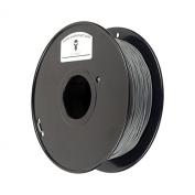 SainSmart 21-028-229 Flexible TPU Filament for 3D Printers, 1.75 mm, 1 kg, Grey