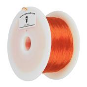 SainSmart 21-028-225 Flexible TPU Filament for 3D Printers, 1.75 mm, 1 kg, Orange