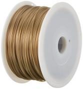 SainSmart 21-028-182Imported PLA Filament for 3D Printers, 1.75 mm,1 kg/2.2 lb., Golden