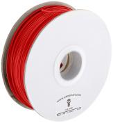 SainSmart 21-028-101ABS Filament for 3D Printers, 1.75 mm, 1 kg/2.2 lb., Red