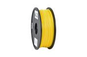eSun 3D Printer Filament, HIPS, 3 mm, 1 kg Reel, Yellow