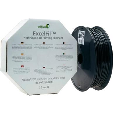 Voltivo Print ExcelFil 3D-PLA Filament 3 MM-Black